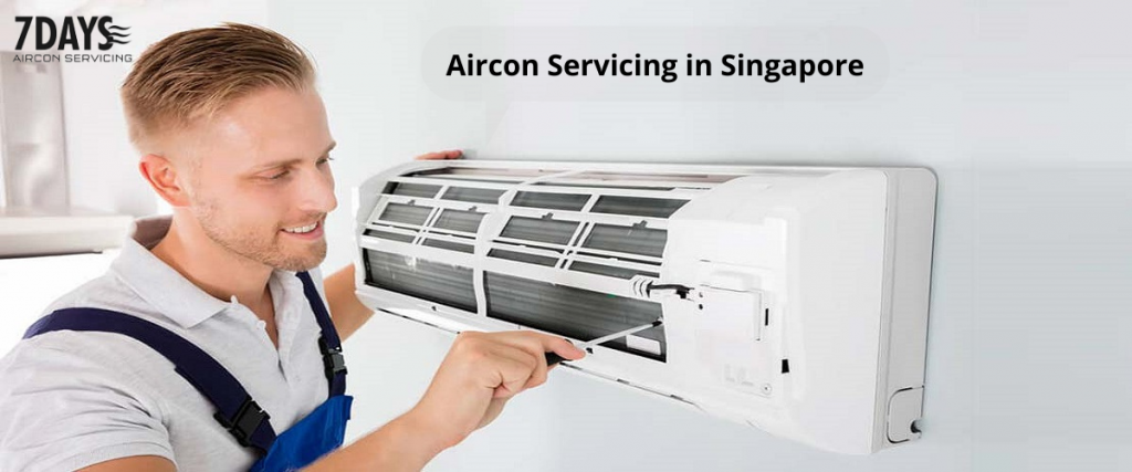 Cheap Aircon Servicing in Singapore