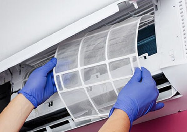 aircon chemical wash in Singapore